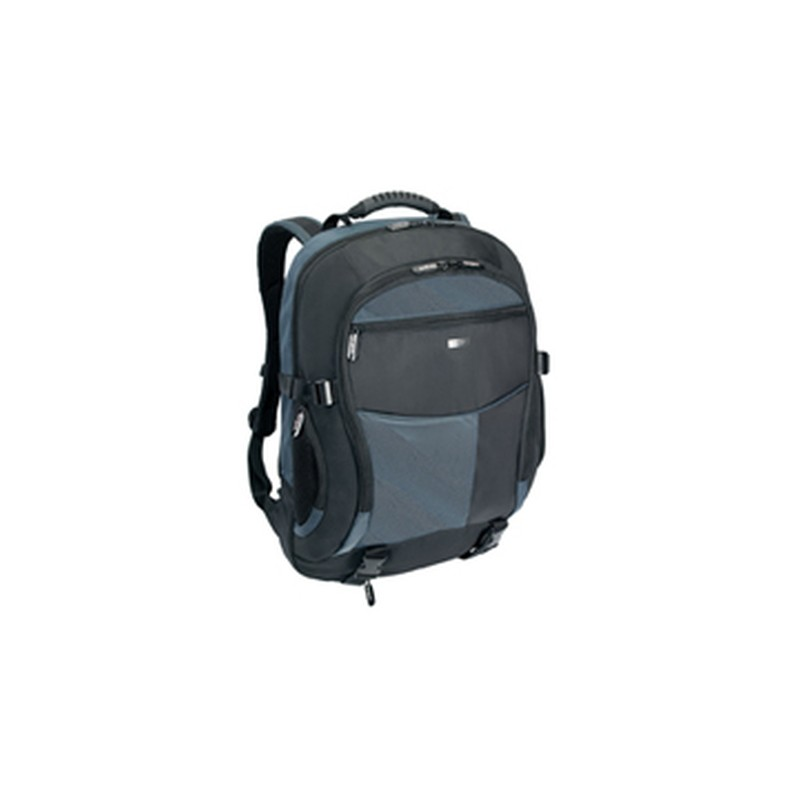 Targus TCB001EU backpack Nylon Black,Blue