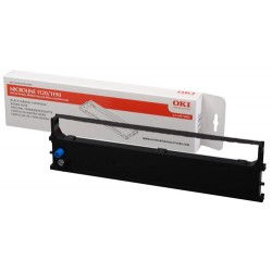 OKI 43571802 printer ribbon Black