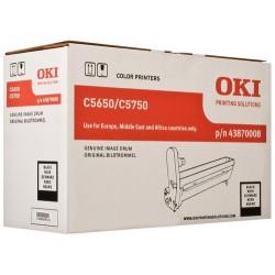 OKI Black image drum for C5650/5750 printer drum Original