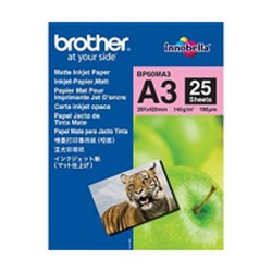 Brother BP60MA3 Inkjet Paper printing paper A3 (297x420 mm) Matte White