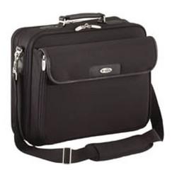 "Targus CNP1 notebook case 40.6 cm (16"") Messenger case Black"
