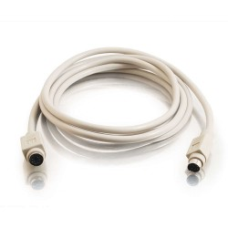 C2G 5m PS/2 Cable PS/2 cable Grey