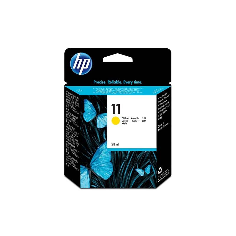 HP 11 Original Yellow 1 pc(s)