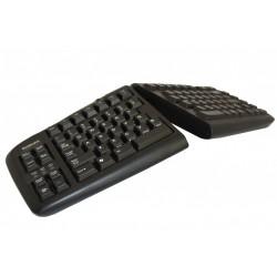 BakkerElkhuizen Goldtouch Adjustable V2 Black Splitkeyboard (US)