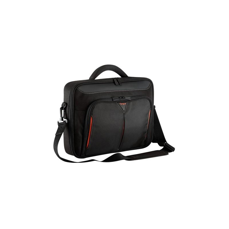 "Targus CN414EU notebook case 36.3 cm (14.3"") Briefcase Black,Red"