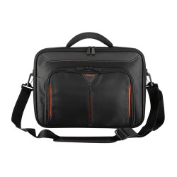 "Targus Classic+ 15.6 notebook case 39.6 cm (15.6"") Briefcase Black,Red"