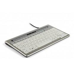 BakkerElkhuizen S-board 840 keyboard USB French Grey