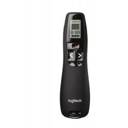 Logitech R700 wireless presenter RF Black