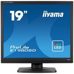 """E1980SD-B1/19""""LED 1280x1024 VGA DVI MM"""