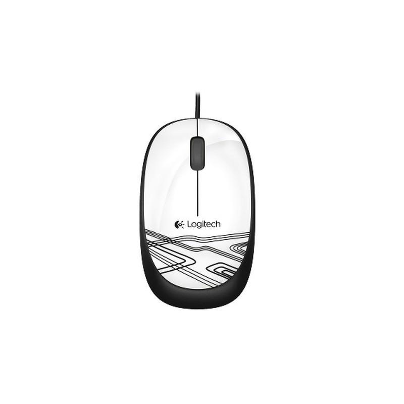 Logitech M105 mouse USB Optical Ambidextrous