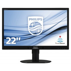 Philips Brilliance LCD monitor, LED backlight 220B4LPYCB/00
