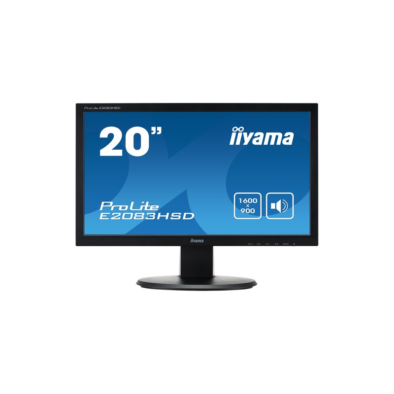 """E2083HSD-B1/19.5""""LED 1600x900 VGA DVI MM"""