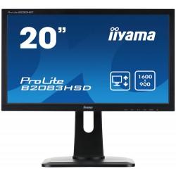 "B2083HSD-B1/19.5""LED 900p VGA DVI MM HAS"