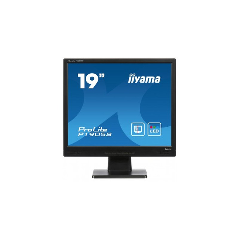 """P1905S-B2/19""""LED 1000:1 VGA DVI-D 5ms"""