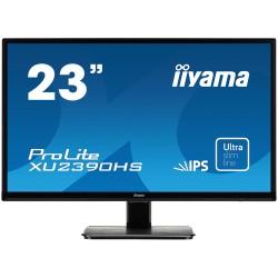 """XU2390HS/23""""LED 1080p VGA DVI HDMI Black"""