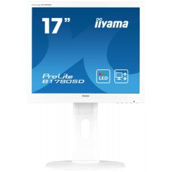 "B1780SD/17""LED 1280x1024 DVI VGA White"