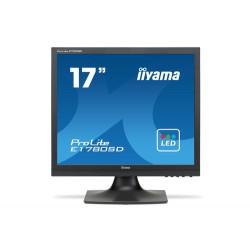 """E1780SD-B1/17""""LED1280x1024 VGA DVI MM Bk"""