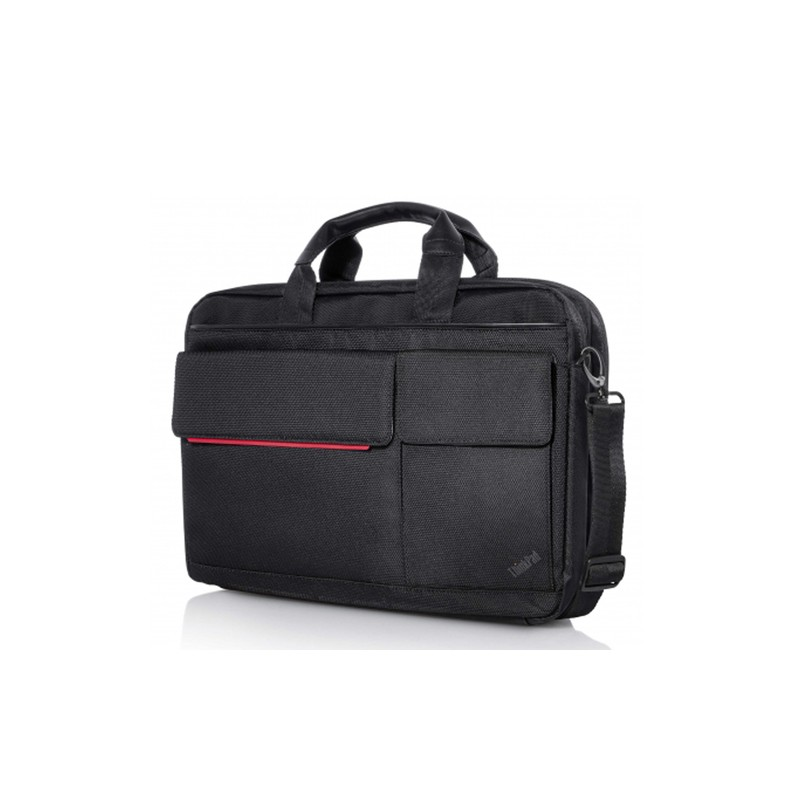 "Lenovo ThinkPad notebook case 39.6 cm (15.6"") Briefcase Black"