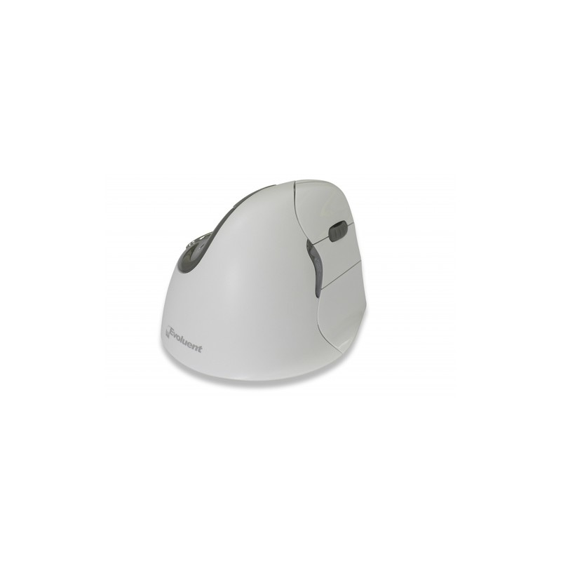 BakkerElkhuizen Evoluent4 Mouse White Bluetooth (Right Hand)