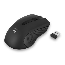Ewent EW3221 mouse RF Wireless+USB Optical 1200 DPI Ambidextrous