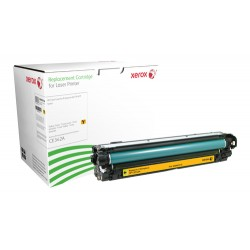 Xerox Yellow Toner Cartridge. Equivalent To Hp Ce342A