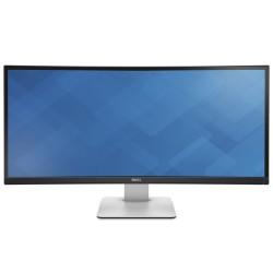 "Dell U3415 Curved Monitor 34"" Black EUR"