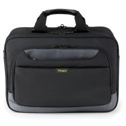 """Targus CityGear notebook case 39.6 cm (15.6"""") Briefcase Black"""