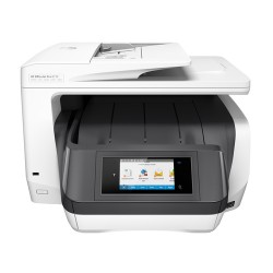 HP OfficeJet Pro 8730 Thermal Inkjet 24 ppm 2400 x 1200 DPI A4 Wi-Fi