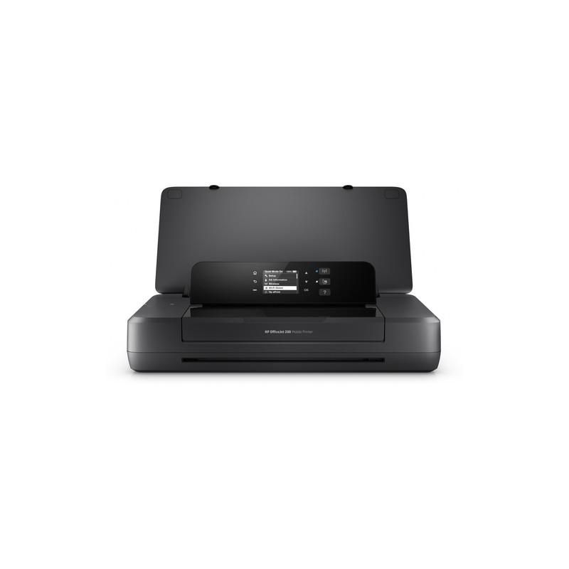 HP Officejet 200 Mobile inkjet printer Colour 4800 x 1200 DPI A4 Wi-Fi