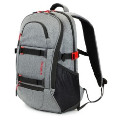 Targus Urban Explorer backpack Polyurethane,Twill Grey