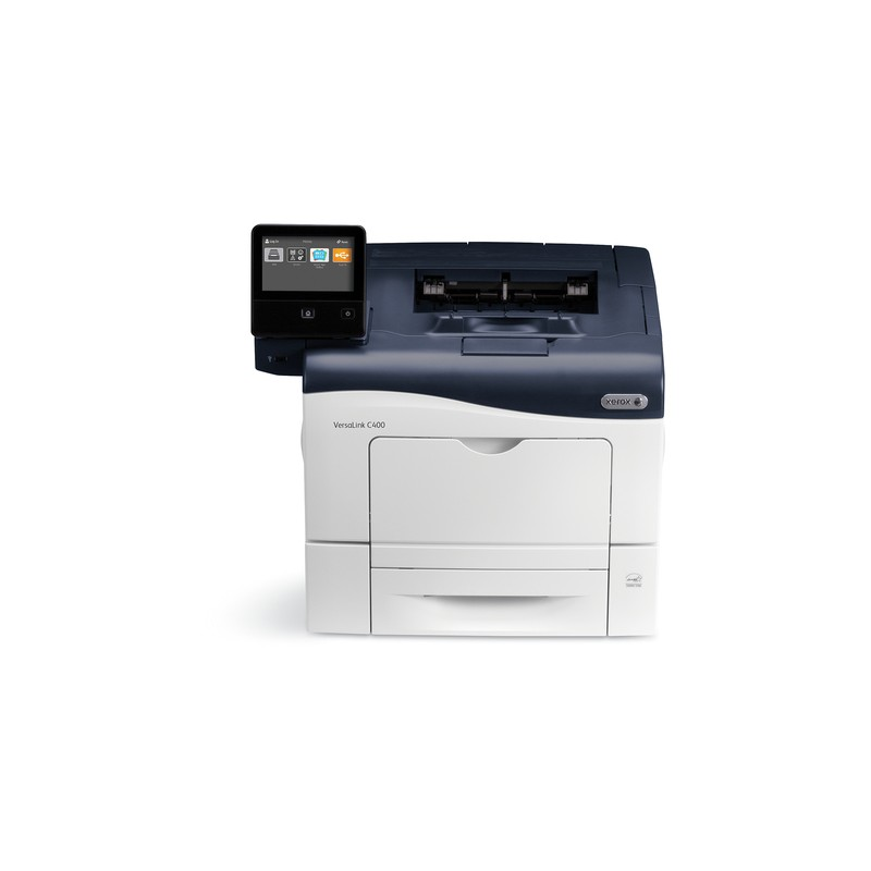 Xerox VersaLink C400 A4 35 / 35Ppm Duplex Printer Sold Ps3 Pcl5E/6 2 Trays 700 Sheets