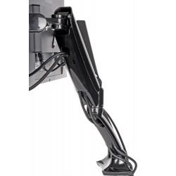 "iiyama DS3001C-B1 flat panel desk mount 68.6 cm (27"") Clamp Black"