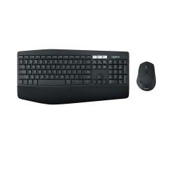 Logitech MK850 keyboard RF Wireless + Bluetooth QWERTY US International Black