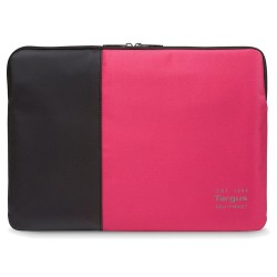 "Targus Pulse notebook case 39.6 cm (15.6"") Sleeve case Black,Red"