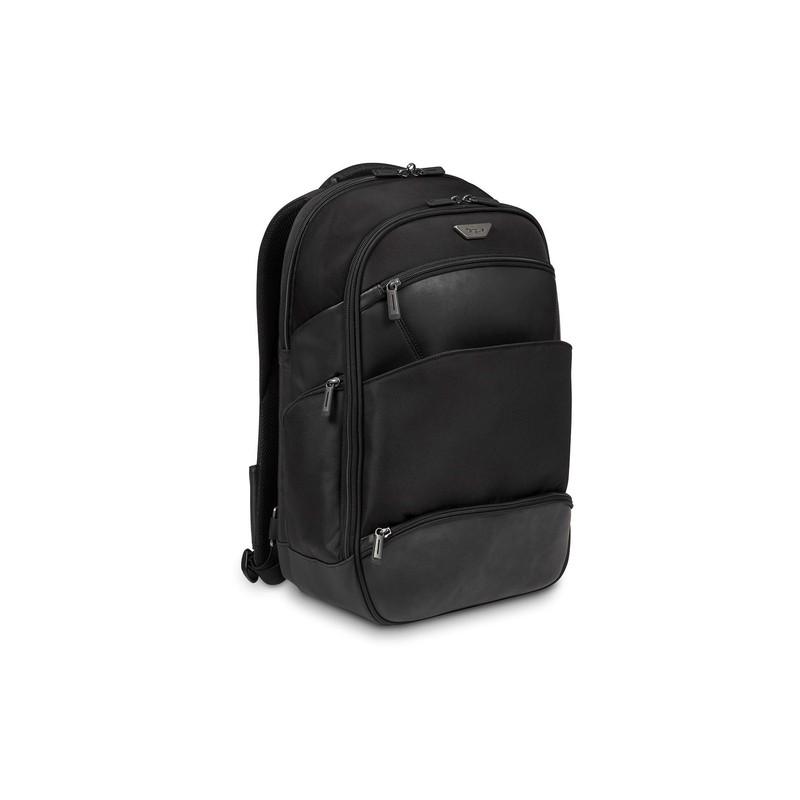 """Targus Mobile VIP notebook case 39.6 cm (15.6"""") Backpack case Black"""