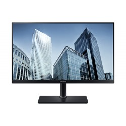 "Samsung S27H850QFU LED display 68.6 cm (27"") 2560 x 1440 pixels Wide Quad HD Flat Black"