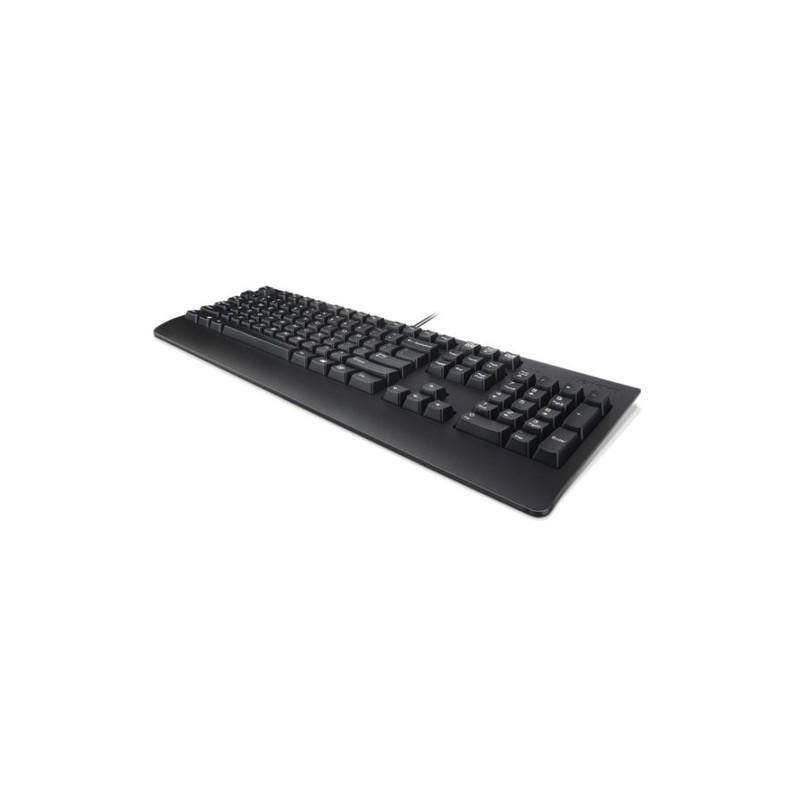 Lenovo Preferred Pro II keyboard USB AZERTY French Black