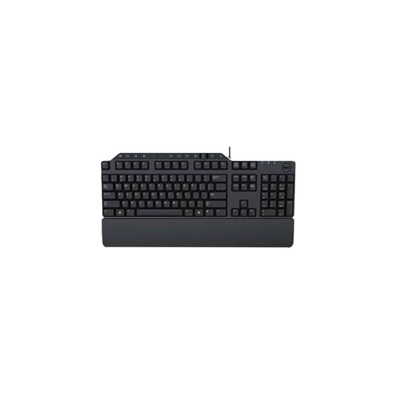 DELL KB-522 keyboard USB AZERTY Black