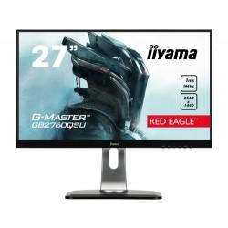 """iiyama G-MASTER GB2760QSU-B1 LED display 68.6 cm (27"""") 2560 x 1440 pixels Wide Quad HD Flat Matt Black"""