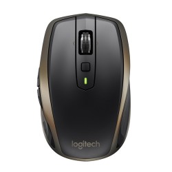 Logitech MX Anywhere 2 mouse RF Wireless+Bluetooth Laser 1000 DPI Right-hand
