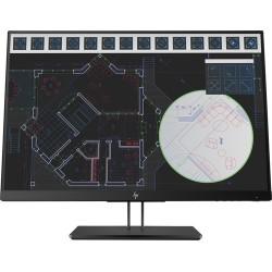 "HP Z24i G2 LED display 61 cm (24"") 1920 x 1200 pixels WUXGA Flat Black"