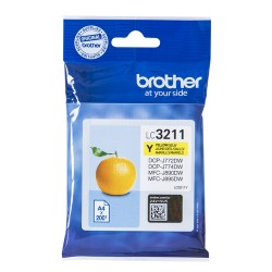 Brother LC-3211Y ink cartridge Original Yellow