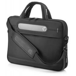 "HP 17.3 Business Slim Top Load notebook case 43.9 cm (17.3"") Briefcase Black"