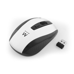 Ewent EW3236 mouse RF Wireless Optical 1600 DPI Ambidextrous