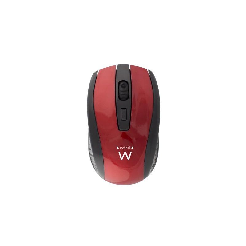 Ewent EW3237 mouse RF Wireless Optical 1600 DPI Ambidextrous