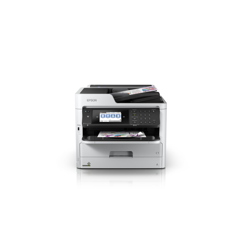 Epson WorkForce Pro WF-C5790DWF Inkjet 34 ppm 4800 x 1200 DPI A4 Wi-Fi
