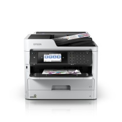 Epson WorkForce Pro WF-C5710DWF Inkjet 34 ppm 4800 x 1200 DPI A4 Wi-Fi