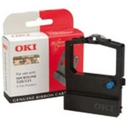 OKI 09002315 printer ribbon Black
