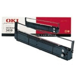 OKI 09002308 printer ribbon Black