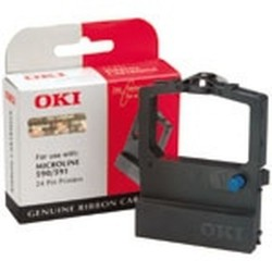 OKI 09002316 printer ribbon Black